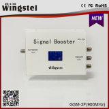 Repetidor de señal GSM 900 MHz Amplificador de señal amplificador de la Casa Blanca para uso móvil