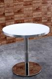 Горячая таблица столовой сбывания с нержавеющей сталью и HPL (SP-STL225)