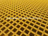 Rejilla de FRP Powergrate rejilla moldeada de fibra de vidrio.
