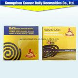 China 130mm Bobina Mosquito negro de fumo da bobina de matar o mosquito Produto de uso doméstico
