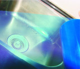 Película de apoio de segurança de espelho (DM-014)