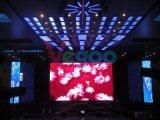 Visualizzazione di LED della parete della fase HD di prestazione video per affitto P4