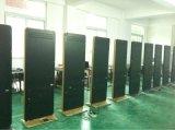 42, 43, 47, 50, 55, 65 Zoll-Fußboden, der Digitalanzeige die LCD-, Media Player bekanntmachend, DigitalSignage steht