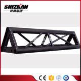 Fascio di alluminio del bullone/vite del triangolo del nero della polvere di Shizhan