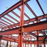 Helle vorfabrizierte Herstellungs-Stahlkonstruktion für Werkstatt und Lager