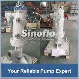 Vertikale Turbine-beständige eingemachte Hochtemperaturmotor-Pumpe