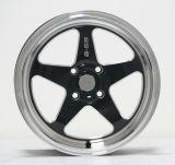 15 Auto-Aluminiumräder des Zoll-Inch/16 mit PCD 4/5X100-114.3