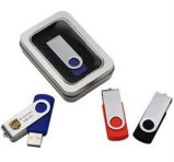 Pantone color vendedor caliente de Twister Pendrive USB Gadget