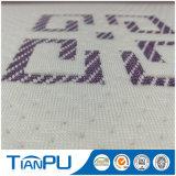 2017 a fait dans le tissu de tricotage de jacquard de matelas de la Chine