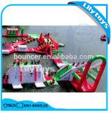 Sosta gonfiabile dell'acqua, sosta di galleggiamento del Aqua per l'adulto sulla vendita con il materiale del PVC di 0.9mm
