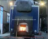 وتعبئتها 1 T / H متعدد الوقود المراجل البخارية للتطبيقات الصناعية