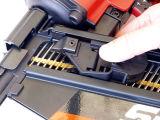 Galvanisée Plastique bande Nails