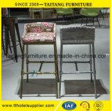 Fábrica china Retro estilo industrial Barstool