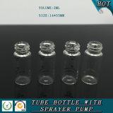 bottiglia di vetro dello spruzzo della fiala del profumo del campione 2ml