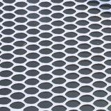 耐食性のPE/PPの六角形のプラスチック金網