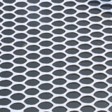 Resistência à corrosão PE / PP Hexagonal Plastic Wire Mesh