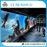 ビデオ壁が付いている使用料P3屋内LED表示