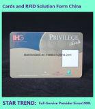カードのHicoの紫外線気違いの磁気帯のカード