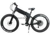 Gebirgsvolle Aufhebung-elektrisches Fahrrad mit Gummireifen 4.0