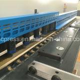 macchina di taglio idraulica della struttura Acciaio-Saldata 3200mm di 4mm