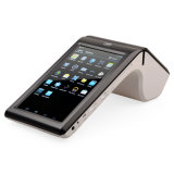 7 terminal mobile Ts-7002 de paiement de la position NFC de tablette androïde de pouce