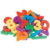 Laset PVC Fleible Magnet Cartas y números
