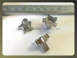 Metálica de acero inoxidable piezas moldeadas por inyección automática de precisión de piezas de repuesto para móvil