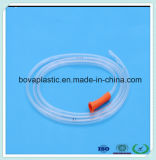 2017 New Design Disposable Medical Plastic Feeding Tube Fermé Distal End