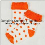 Het Katoen Terry Warm Winter Baby Socks van de goede Kwaliteit