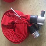 Prise en charge OEM ODM Service PVC de couleur rouge matériau utilisé pour la vente tuyau d'incendie