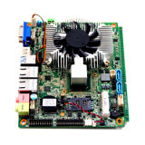 La placa base industrial integrado hm67 con 3G/WiFi/COM/USB