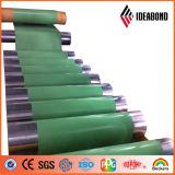 Bobine en aluminium enduite de couleur verte (AE-35B)