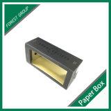 Cadre de tasse de carton de commande à façon de constructeur avec le guichet