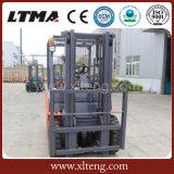 Mini carretilla elevadora eléctrica de 2.5 toneladas de la venta caliente para la venta
