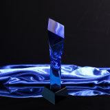 Cristal Trofeo de cristal de artesanía para regalo de Navidad