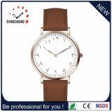 Relojes de moda el estilo de aleación de acero inoxidable reloj reloj de pulsera (DC-124)
