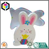 Conejo de Pascua Conejo Forma de cartón de papel caja de regalo