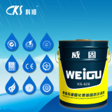Покрытие полиуретана Aquacoat одиночной компонентной вылеченное влагой водоустойчивое