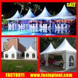 шатер шатра Pagoda PVC 3mx3m алюминиевый для случаев и партии