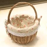 Apuesto Caliente-Vender la cesta natural hecha a mano del sauce (BC-ST1256)