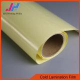 Auto-adhésif PVC Film de plastification à froid
