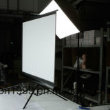 "70""X70"" Trépied Ecran de projection Manufactruer 10 ans"