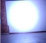 54X3w RGB/RGBW imprägniern nicht LED-NENNWERT Licht