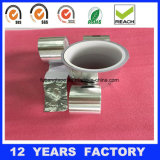 cinta da alta temperatura del papel de aluminio 70mic