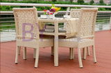 Outdoor Q Flowers Tables et chaises de jardin Five Sets