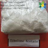 Acetato femenino CAS 5630-53-5 de Tibolone de las hormonas para el cáncer de pecho