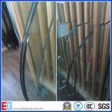 Vetro di finestra di vetro di vetro dell'acquazzone del portello Tempered con ccc