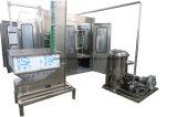 液体びんの注入口ライン機械システムのための満ちるびん詰めにするパッキング機械