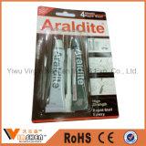 Alta resistencia rápidos de acero epoxi pegamento pegamento AB