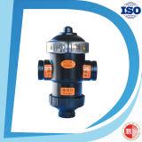 Botão Denso Válvula de drenagem automática de 3 vias